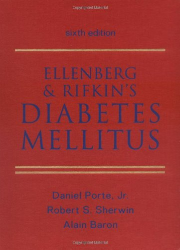 Ellenberg and Rifkin's Diabetes Mellitus