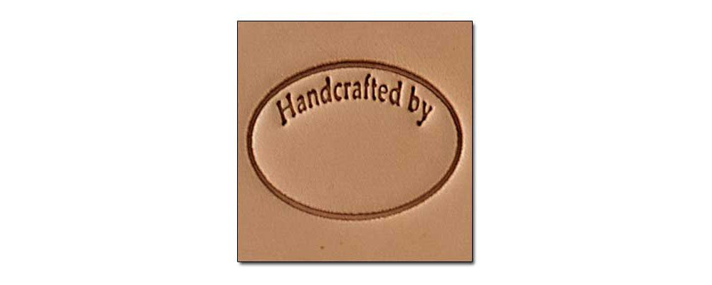 Tandy Leather Craftool 3-D Stamp Handcrafted 8689-00