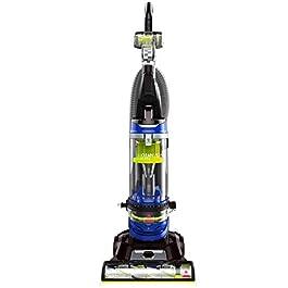 BISSELL Cleanview Rewind Pet Bagless Vacuum Cleaner, 2489, Blue