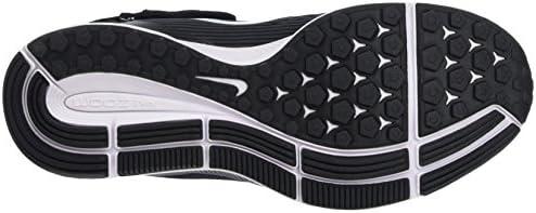 Nike Women's Running Shoes, Black Black White Dark Grey Anthracite, 37.5