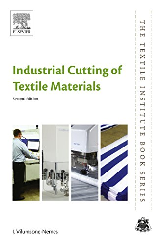 Industrial Cutting of Textile Materials (The Textile Institute Book Series)