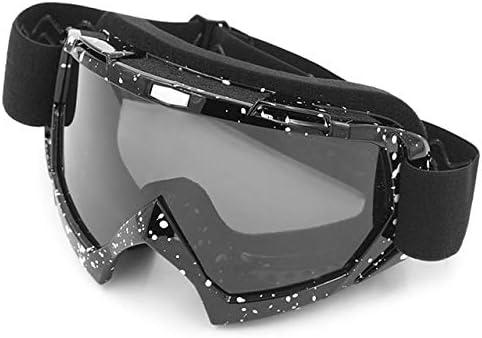TINERS Gafas De Motocross para Exteriores Gafas De Bicicleta De ...