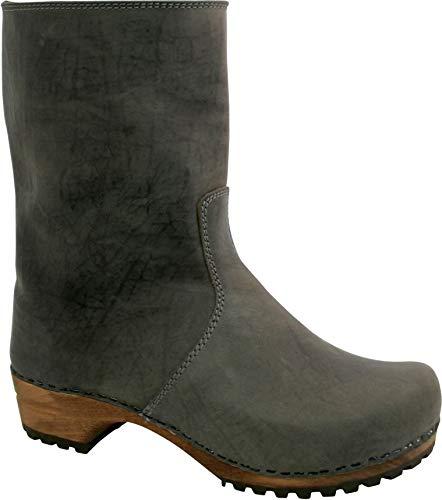 Sanita 40 Juki Grey UK Size 6 EU 5 rUPZqr4wa
