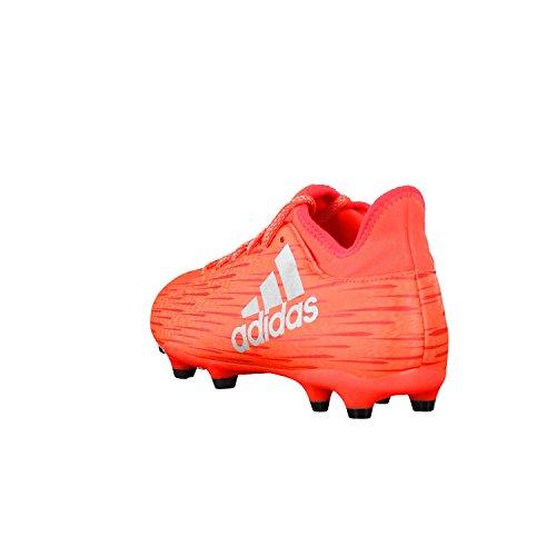 adidas Herren X 16.3 FG Fußballschuhe Rojo (Rojsol / Plamet / Roalre)