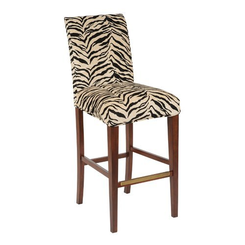 Bailey Street Couture Covers Bar Stool Slipcover (Stool Bailey)
