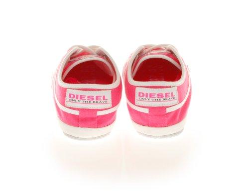 Diesel Sneaker Donna Scarpe Con Lacci Scarpe Fucsia