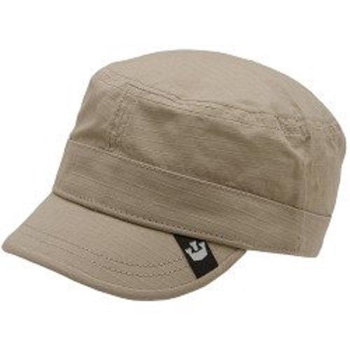 Goorin Women Accessories Hats (Goorin Bros. Men's Private Cadet Baseball Hat, Khaki,)