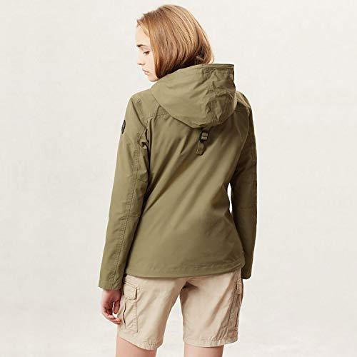 new Blouson Green Napapijri Gd6 Femme Olive Vert xdPRRtwf