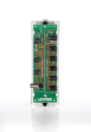 Leviton 48212-124 DC Power Distribution Module