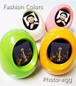 Photo Egg - Cute Egg Shaped Digital Photo Frame, Buy 1 Get 1 FREE! GRAND SUMMER SALE!