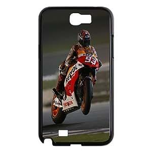 Samsung Galaxy Note 2 N7100 Phone Case Marc Marquez F5U7086