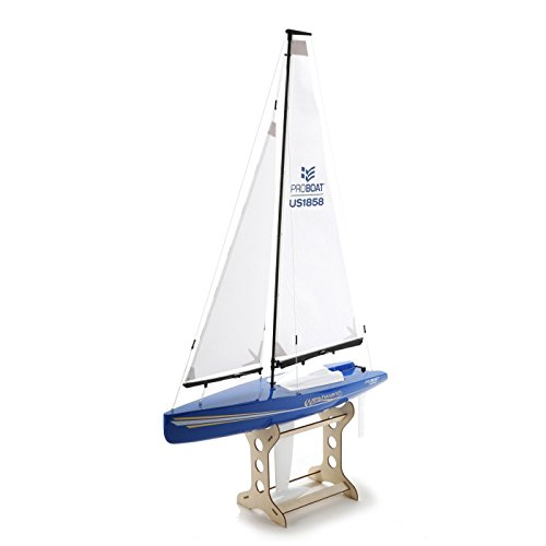 Radio Controlled Sailboat (Pro Boat Westward Sailboat V2RTR Vehicle, 18