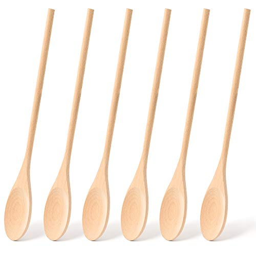 Sturdy and well made wooden spoons!