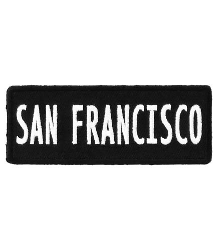 (San Francisco California Patch, Major US City Patches)