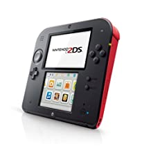 Nintendo2DS - Crimson Red