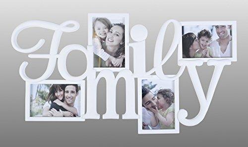 3D Bilderrahmen 'Family' Collage Bildergalerie Fotorahmen Galerierahmen Bilder