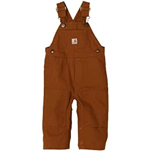 Best Epic Trends 41m0XEYF3TL._SS300_ Carhartt baby-boys Bib Overall