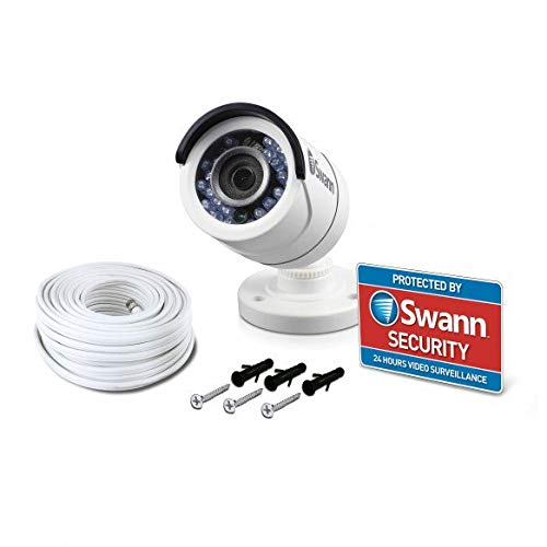 Swann PRO-T852 1080p Multi-Purpose Day/Night Security Camera with Night Vision up to 100 ft / 3m - 4-Pack by Swann (Image #5)
