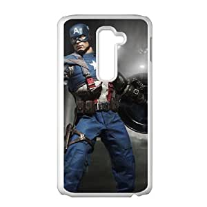 Captain America For LG G2 Csaes phone Case THQ140724