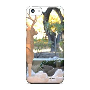 AbvtSMk3029YDtFh Anti-scratch Case Cover DaMMeke Protective Mondavi Winery Napa Valley California Case For Iphone 5c
