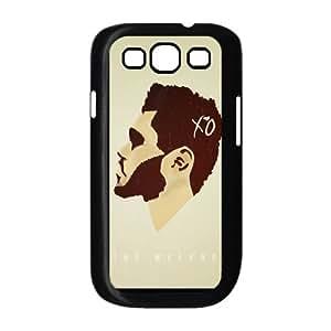 Hu Xiao DIY Hard Snap-on Backcover case cover for Samsung Galaxy S3 I9300 P36e305HnIP - The Weeknd XO