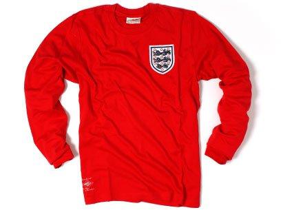 ab086fd72e0 England 1966 World Cup LS Football Shirt - size 3XL: Amazon.co.uk: Clothing
