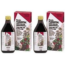 Floradix Floravital Yeast And Gluten Fr 500ml - SAL-1718 by Floradix