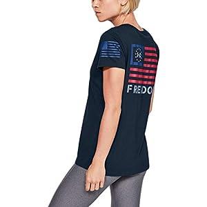 Best Epic Trends 41m0ZCkO8hL._SS300_ Under Armour Women's Freedom Banner Short-Sleeve T-Shirt