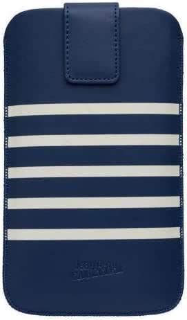Jean Paul Gaultier JP260073 - Bolsa para tamaño M, azul/blanco: Amazon.es: Electrónica