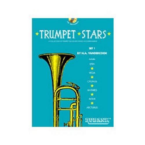- Trumpet Stars - Set 1: Book/CD Pack