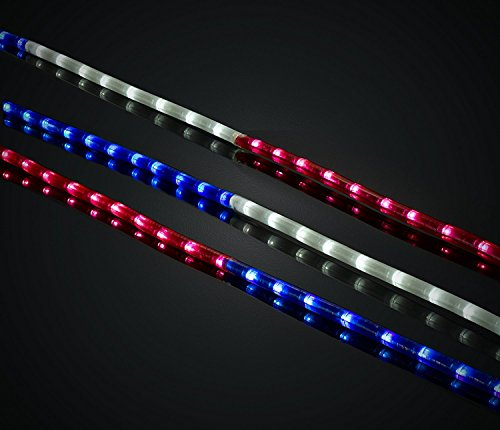 Led Red White Blue Lights in US - 8