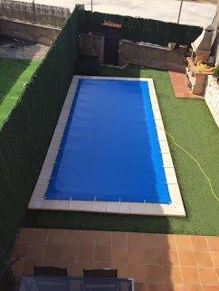 cobertor de piscina de invierno