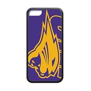 NCAA North Dakota Fighting Sioux Alternate Black For SamSung Galaxy S6 Phone Case Cover