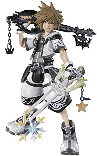 Tamashii Nations Kingdom Hearts II S.H.Figuarts Sora (Final Form) Figure