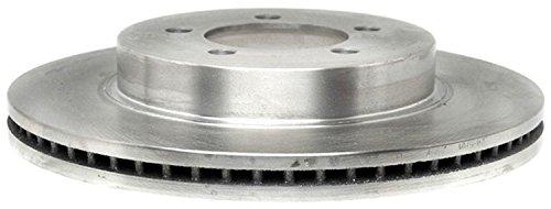 - ACDelco 18A1208A Advantage Non-Coated Front Disc Brake Rotor