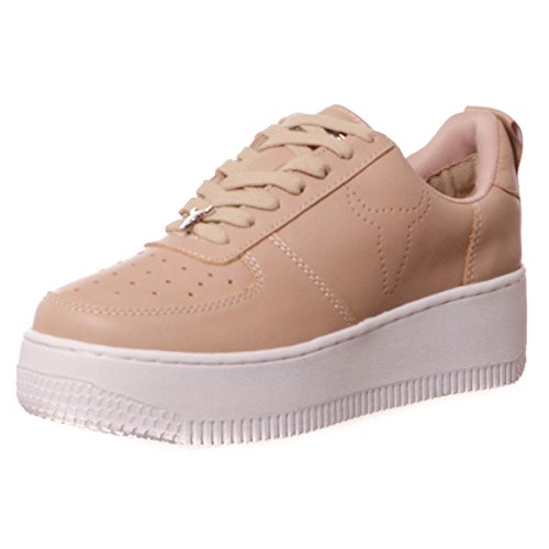Leather Cuir Lisse Smith Sneaker Femmes High Racerr Windsor IqRE8xpwnn