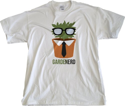 Ann Arbor T-Shirt Co. Men's Gardenerd (Garden Nerd) T-Shirt