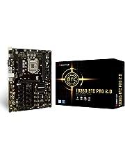 Biostar TB360-BTC PRO 2.0 Core i7/i5/i3 (Intel 8th and 9th Gen) LGA1151 Intel B360 DDR4 12 GPU Mining Motherboard Upgraded Model
