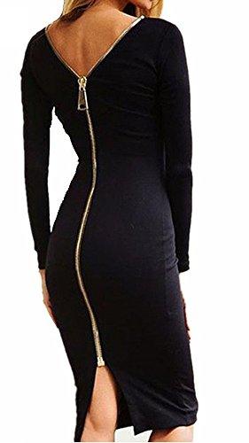 Zipper Dress - 1