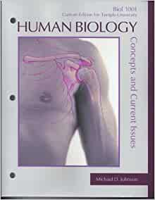 human biology concepts and current issues pdf