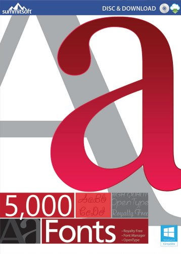5000 FONTS [Download]
