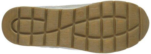 Softline 23761, Sneakers Basses Femme, Multicolore (Platinum Comb. 959), 42 EU