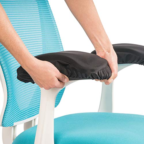 Adjustable Office Chair Arm Covers: Memory Foam ()