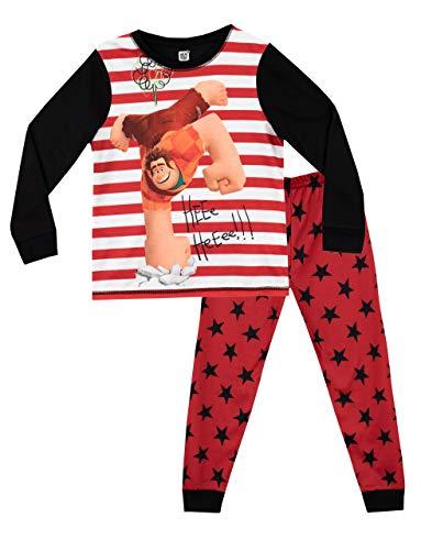 Disney Boys' Wreck it Ralph Pajamas Size 6 -