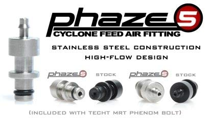 TECHT Phaze-5 Cyclone Feed Air Fitting ()