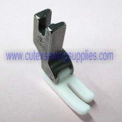 Cutex TM Brand Industrial Sewing Machine Standard Teflon Presser Foot #T350