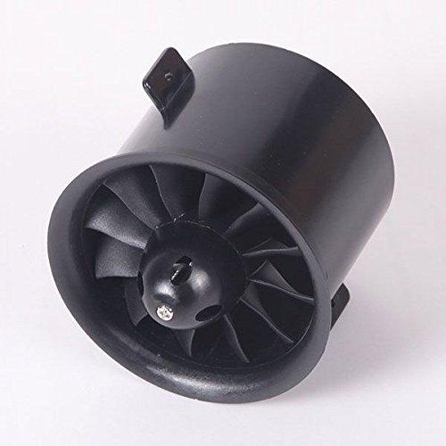 FMS 12-Blade Ducted Fan, 70mm, FMMDF12B70