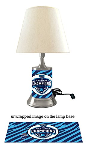 Villanova Wildcats Lamp with Shade, 2016 NCAA Champions