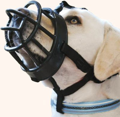 Baskerville Ultra Dog Muzzle, Size 1 For Dogs 6 to 15 lbs., My Pet Supplies