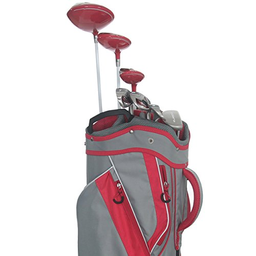 Cobra Flyz S Women's 8Pc Right Hand Pink Complete Golf Set -  CobraGolf, 6408RGLCS8